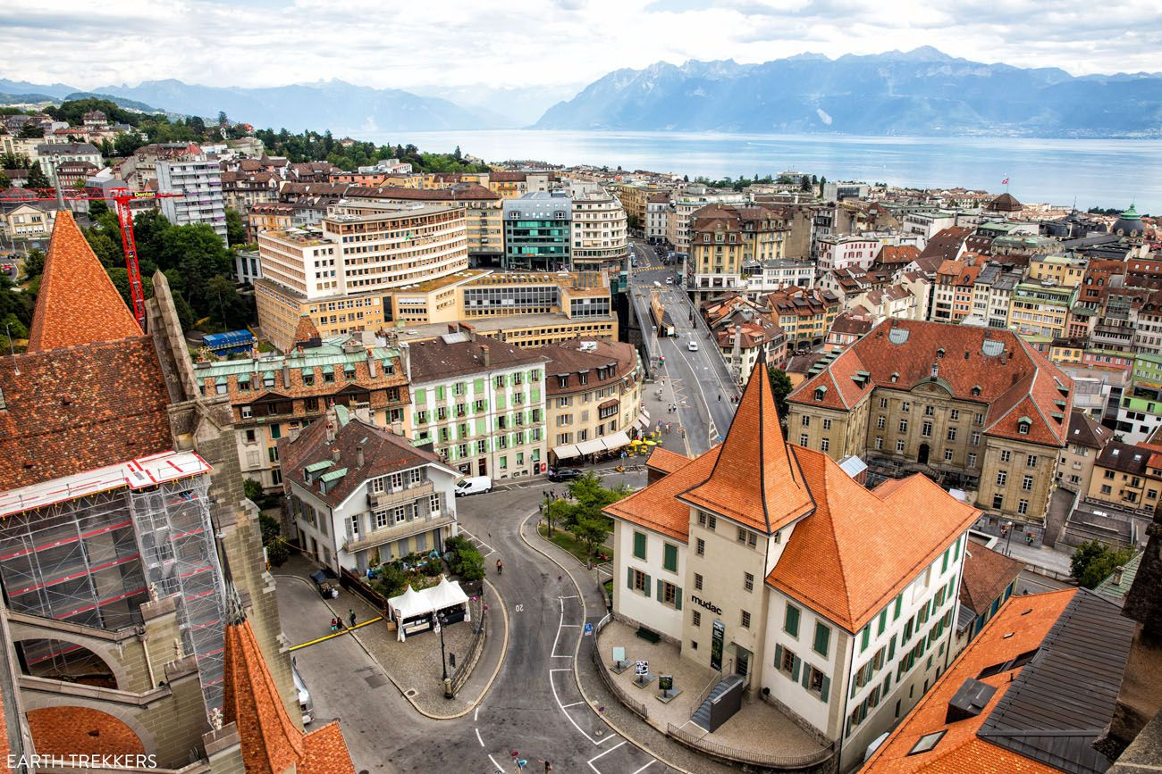 Lausanne Switzerland Itinerary
