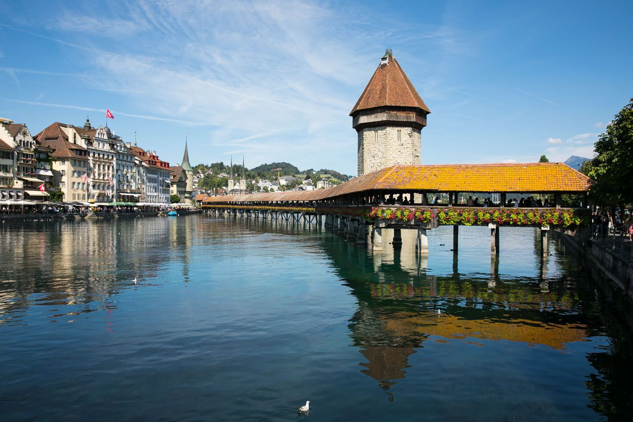 Lucerne Switzerland Itinerary