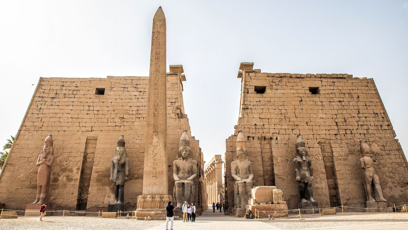 Complete Guide to the East Bank of Luxor, Egypt - earth trekkers