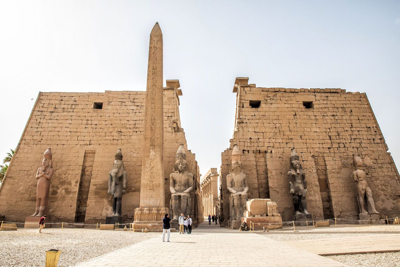 Luxor Temple Egypt Travel Tips