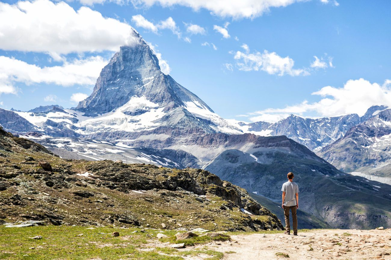 Matterhorn Switzerland Itinerary