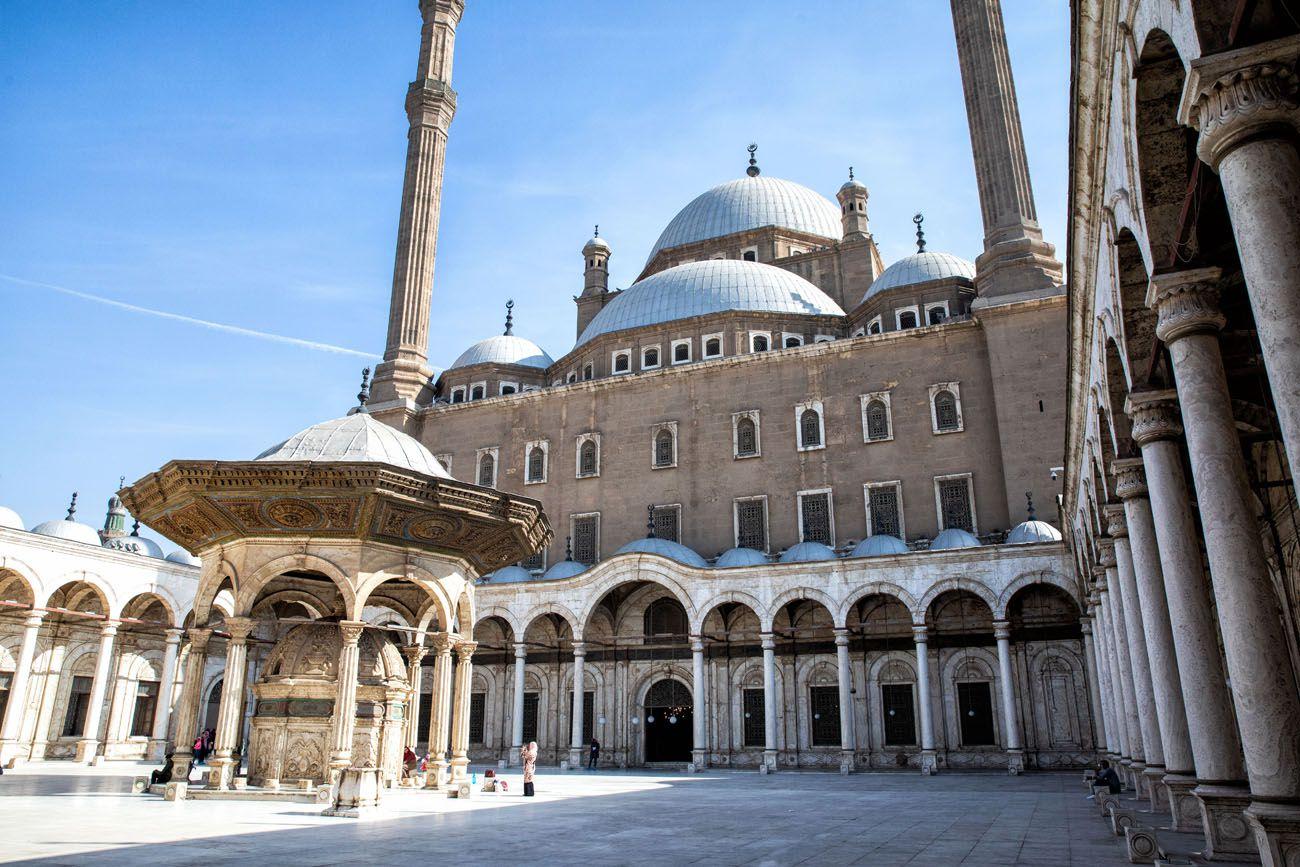 Mosque of Muhammed Ali Egypt Travel Tips