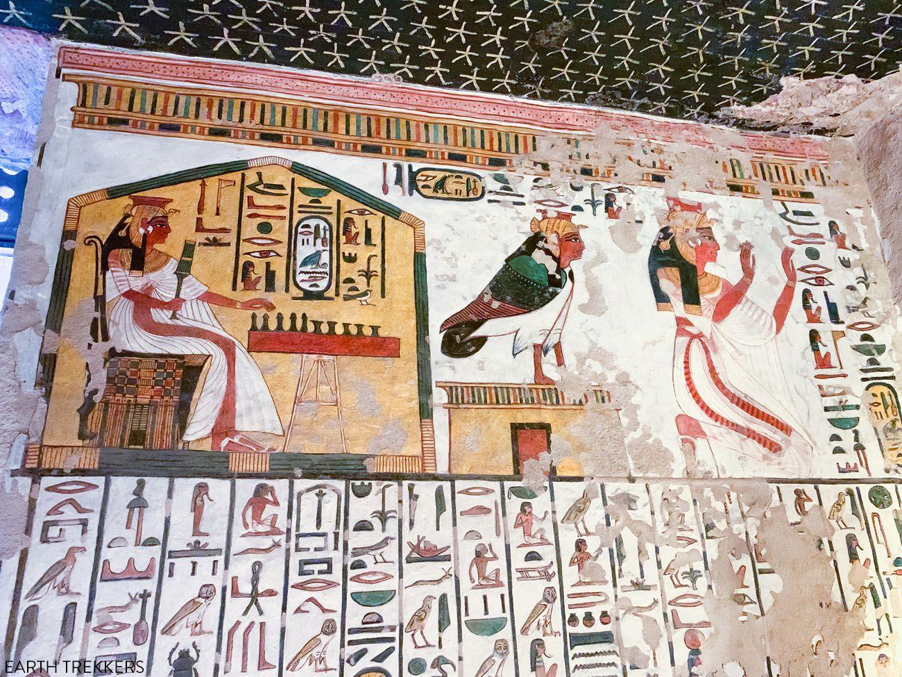 Nefertari Senet