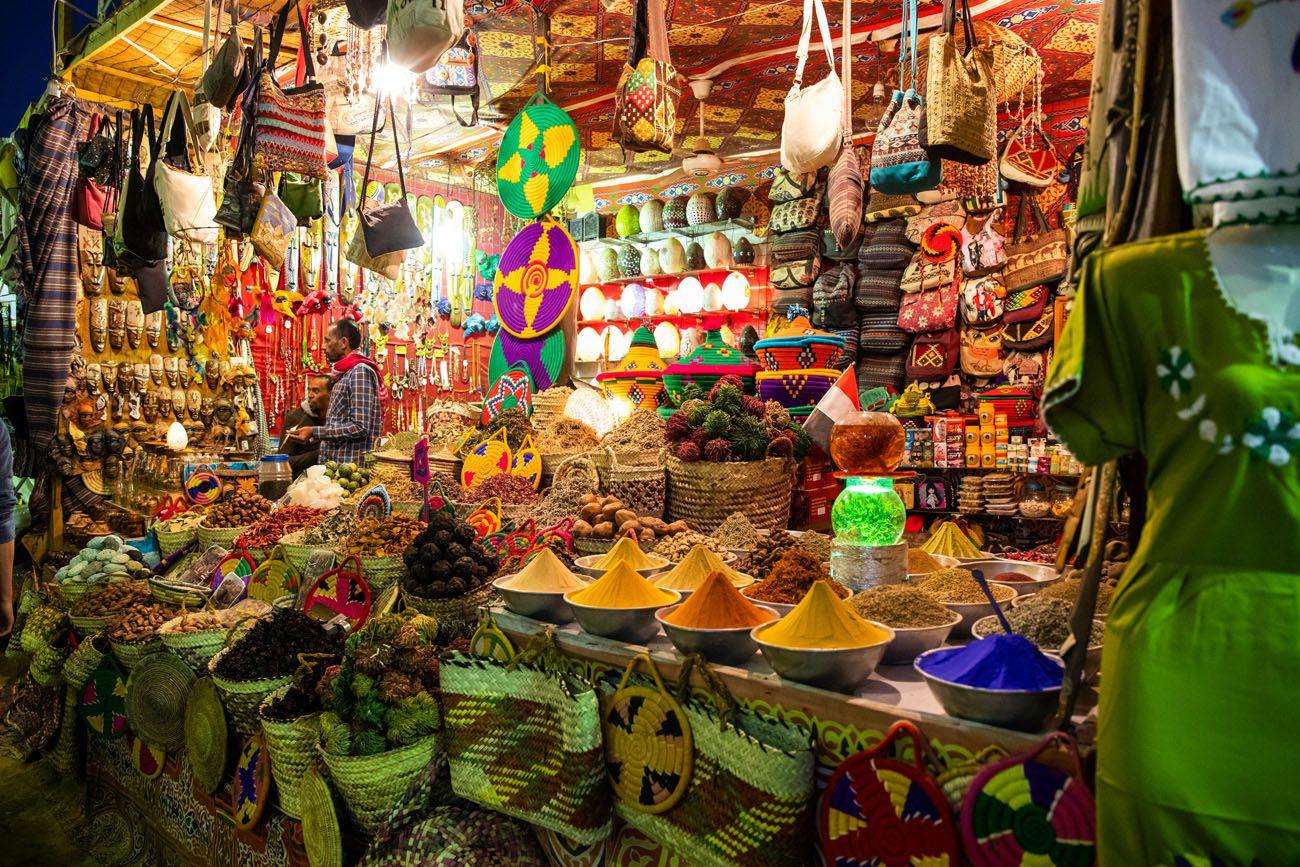 Nubian Village Shop