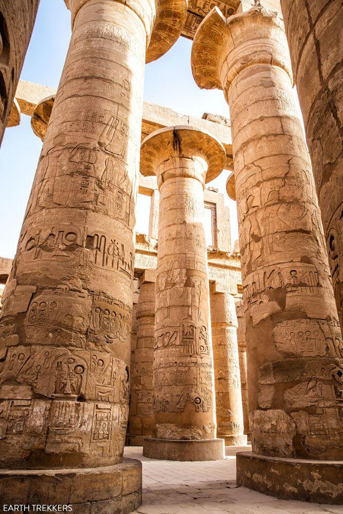 Papyrus Column