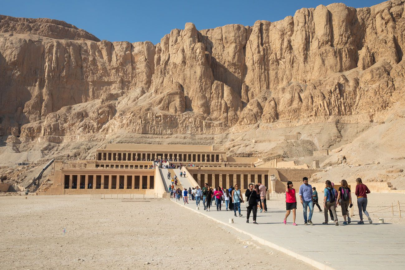 Queen Hatshepsut Mortuary Temple