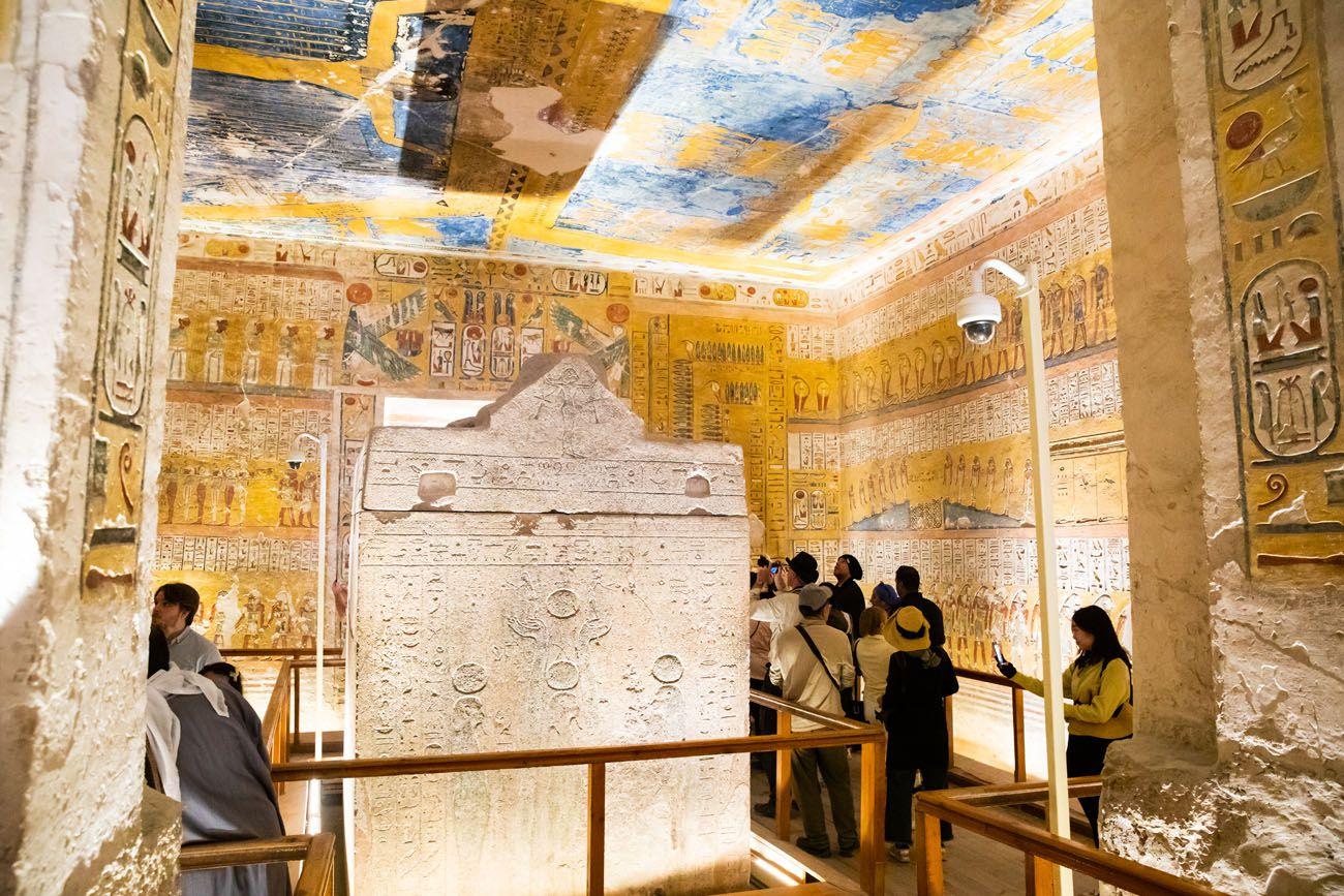 Ramesses IV Tomb