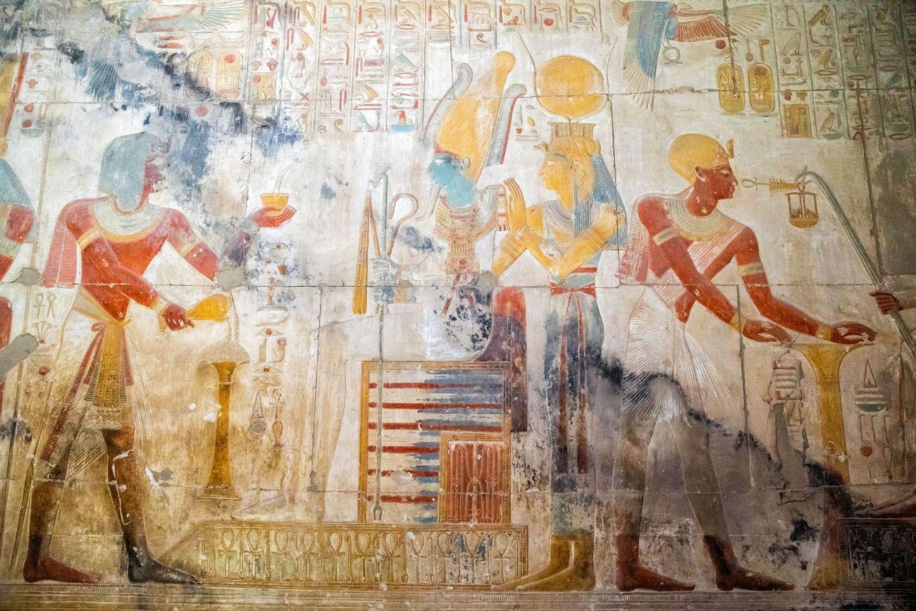 Seti I Temple Egypt