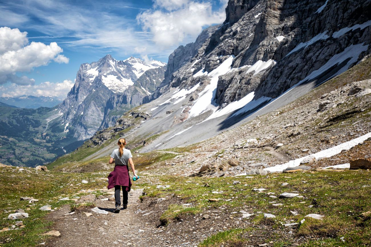 Switzerland Itinerary Hike