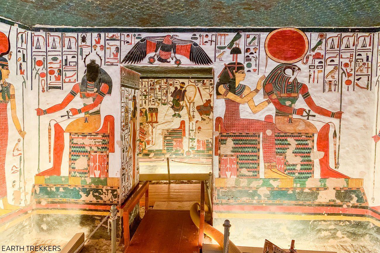 Tomb Queen Nefertari
