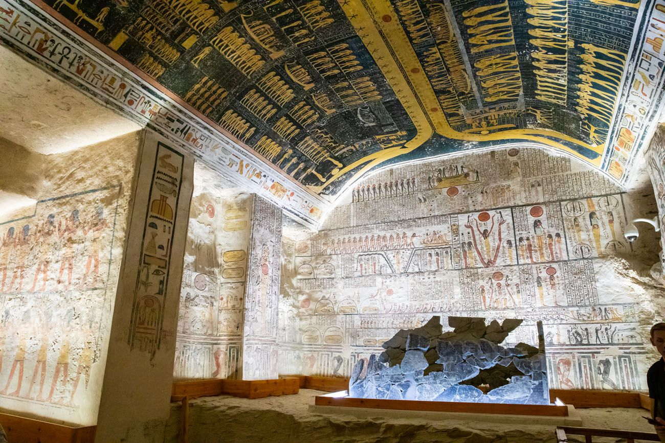 Tomb of Ramesses V and VI