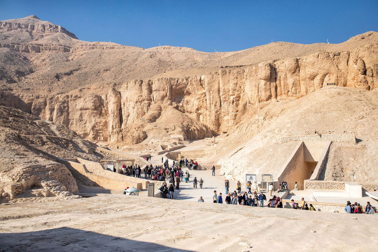 Valley of the Kings Egypt Itinerary