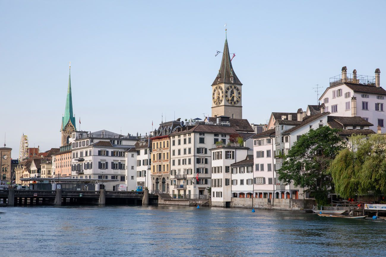 Zurich Switzerland Itinerary