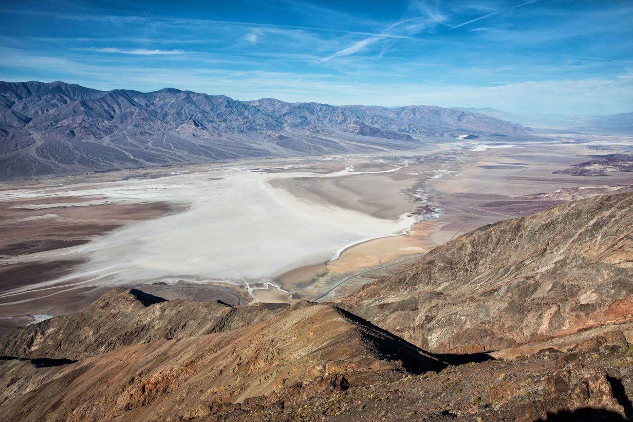 Badwater Basin Death Valley Day Trip