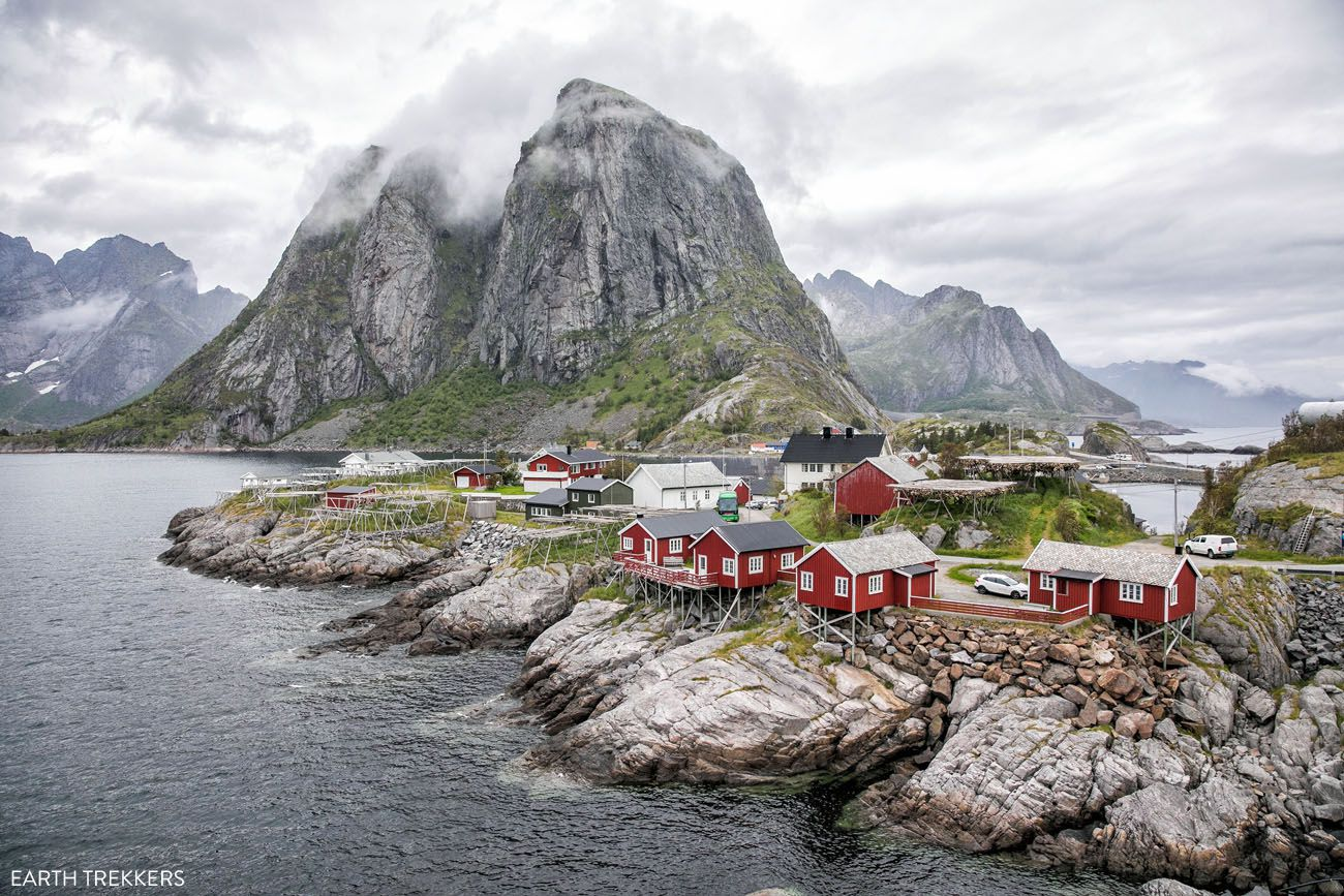 Best Lofoten Islands Itinerary