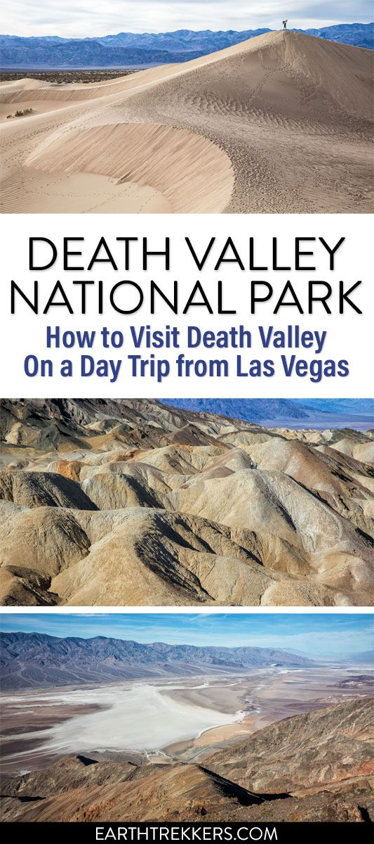Death Valley Las Vegas Day Trip
