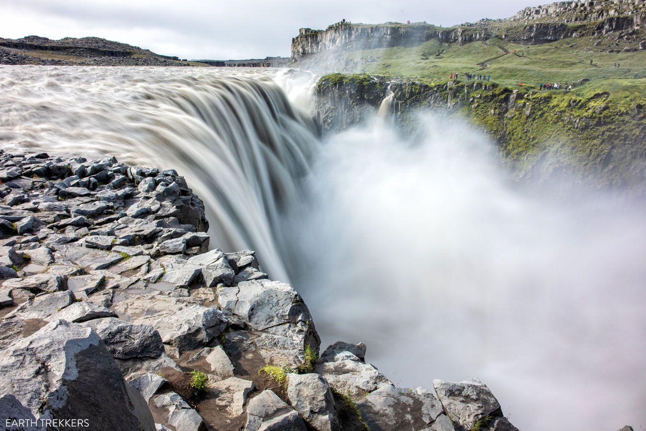 Dettifoss East Side