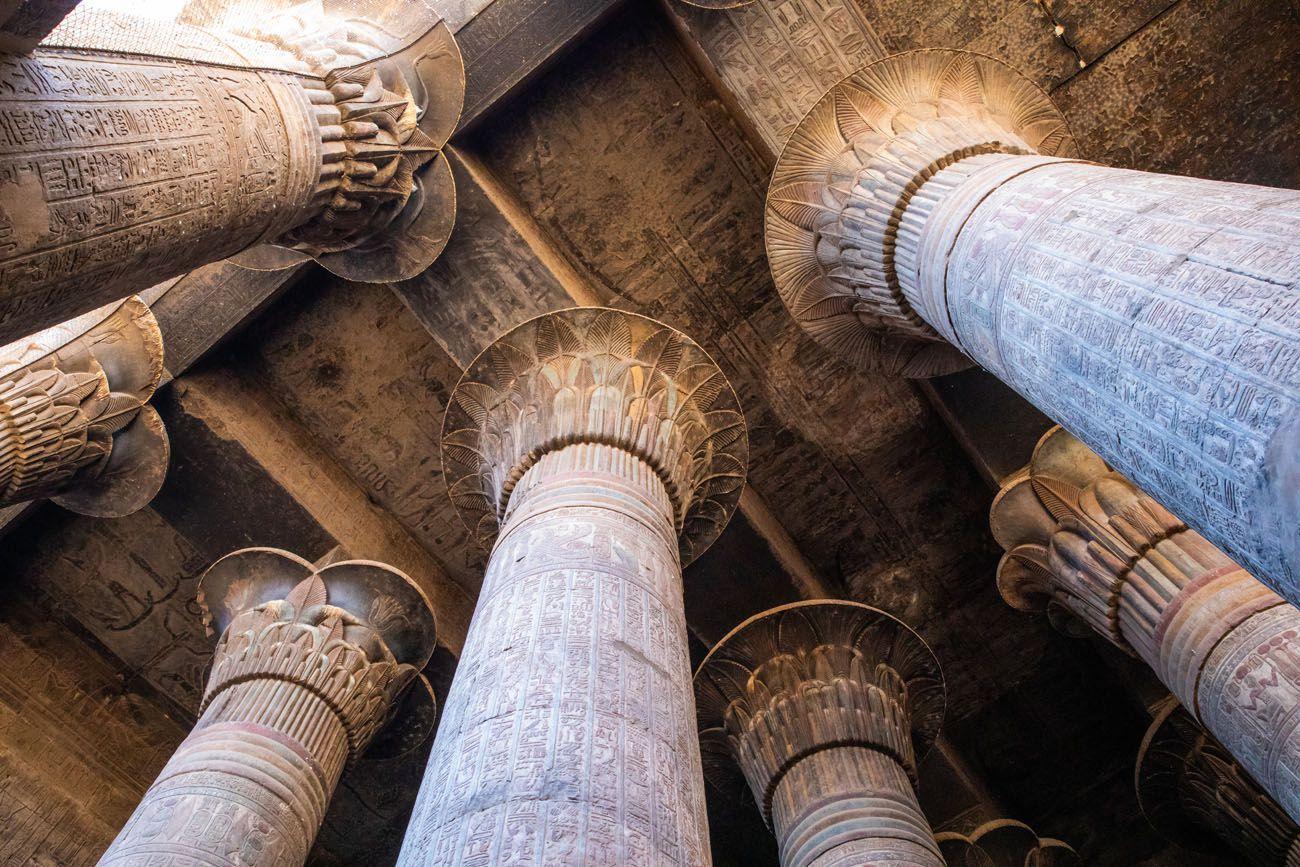 Esna Columns