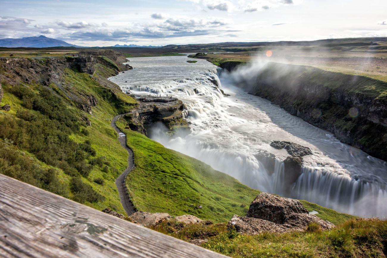 Gullfoss Best Waterfalls in Iceland