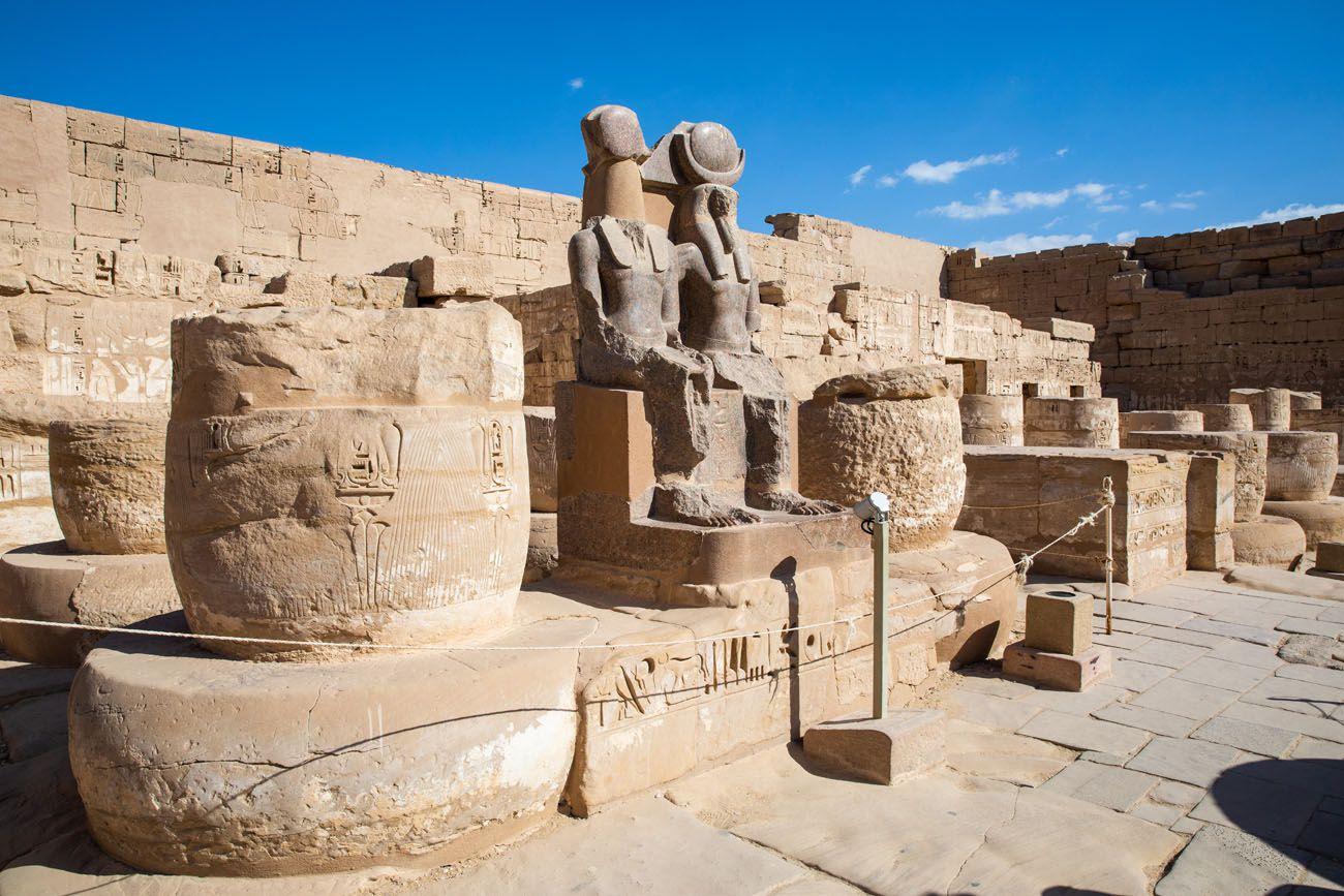 Habu Statues
