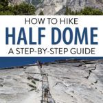 Half Dome Hike Yosemite Guide