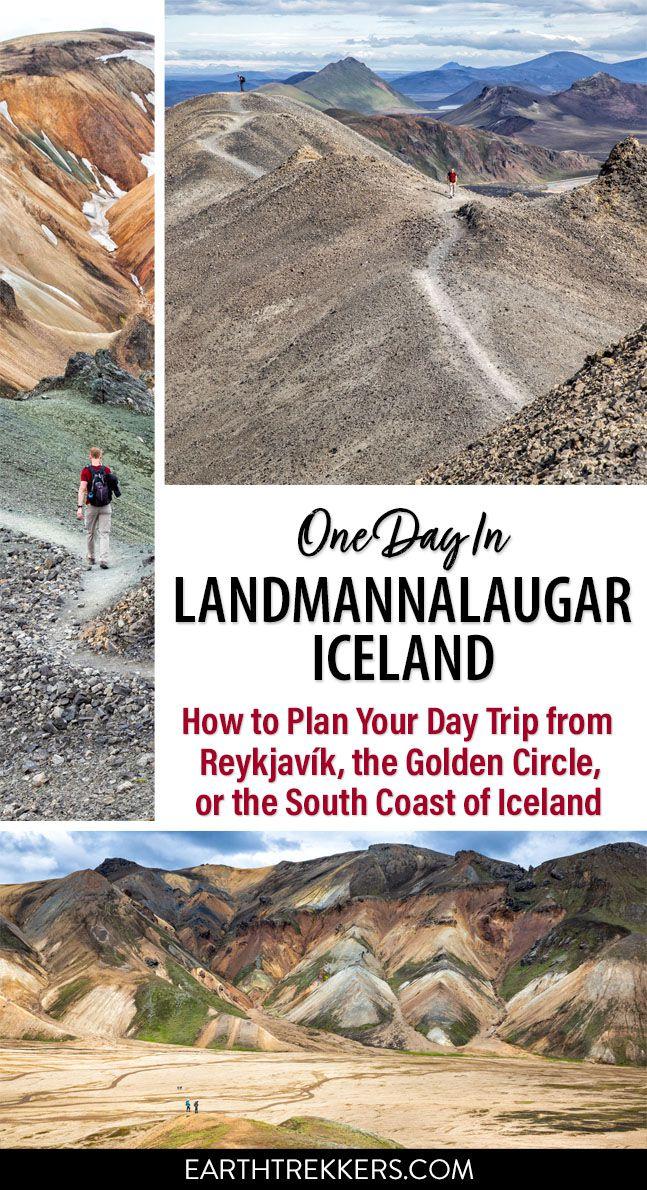 Landmannalaugar Iceland Day Trip