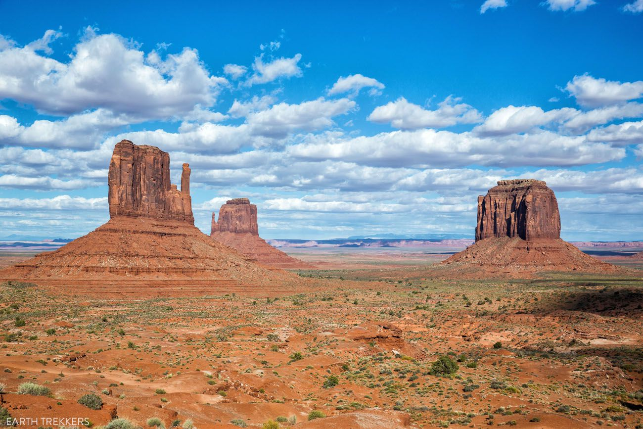 Monument Valley Grand Canyon road trip