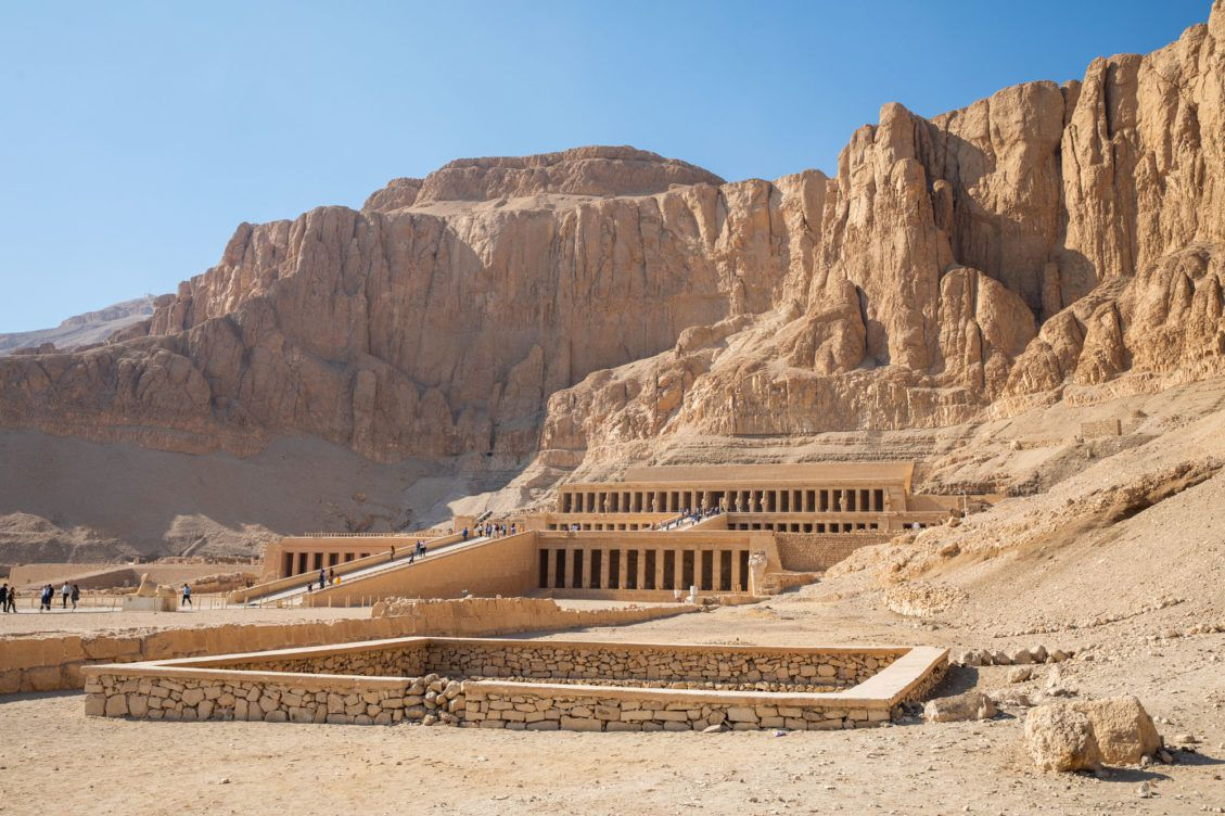 Queen Hatshepsut Temple