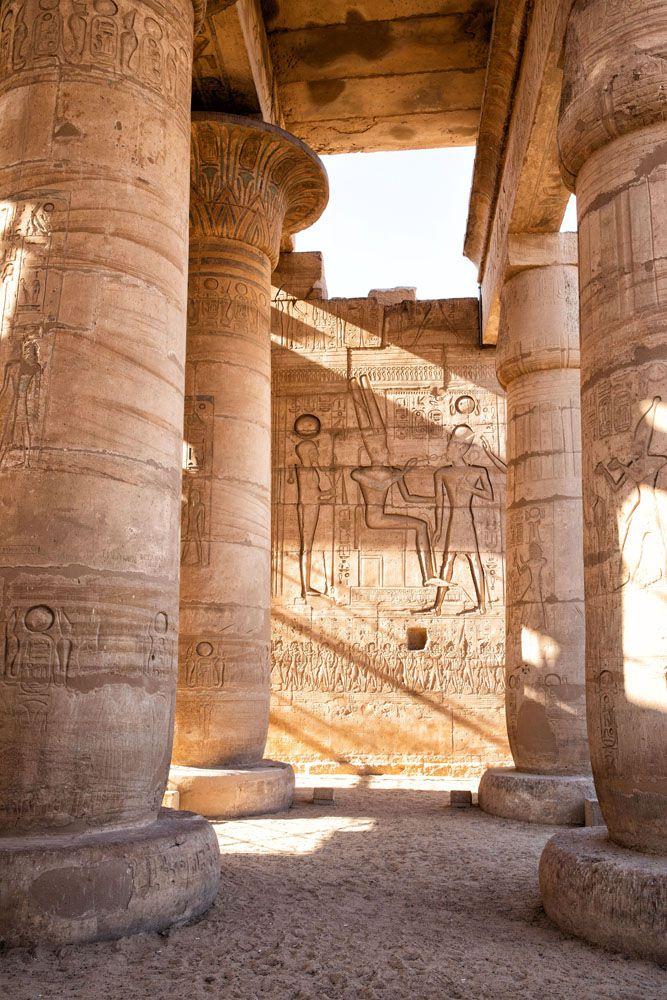 Ramesseum Egypt