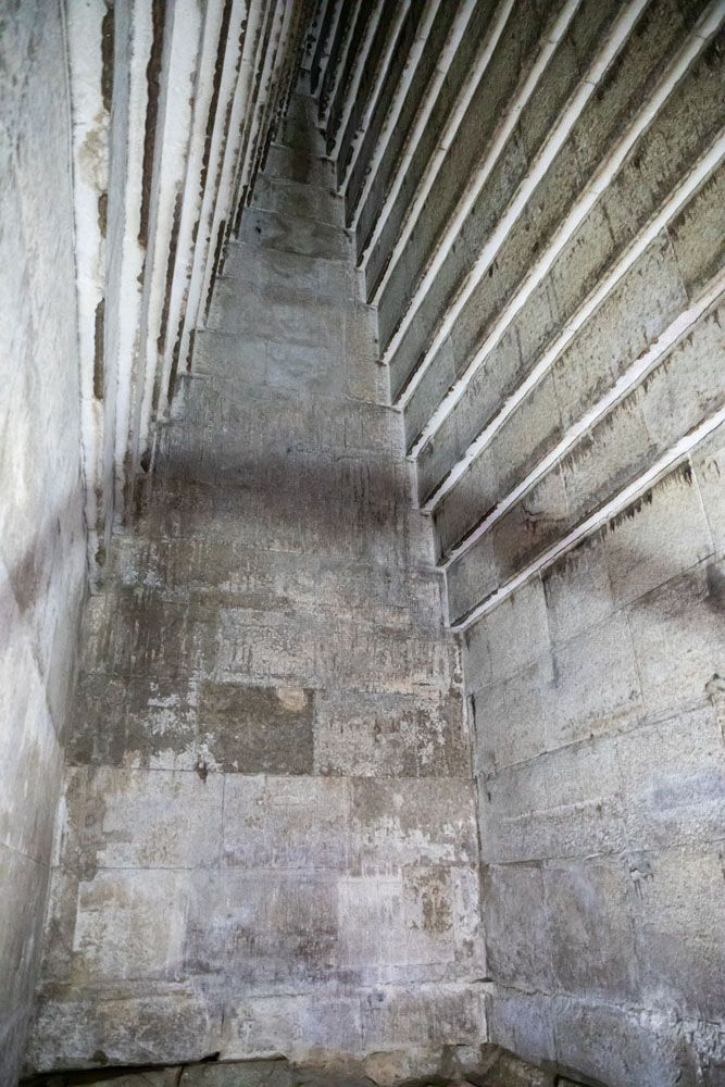 Red Pyramid Upper Chamber