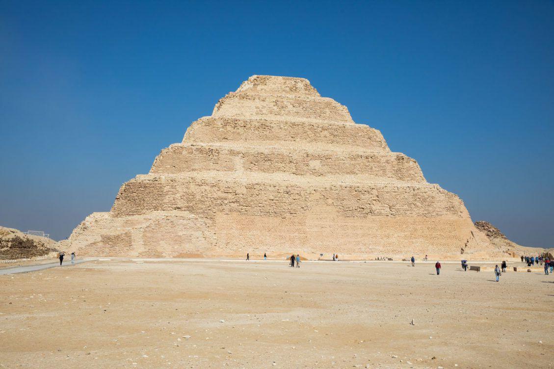 Saqqara Day Trip
