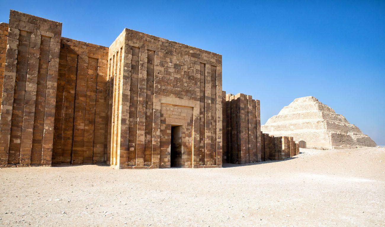 Saqqara Necropolis