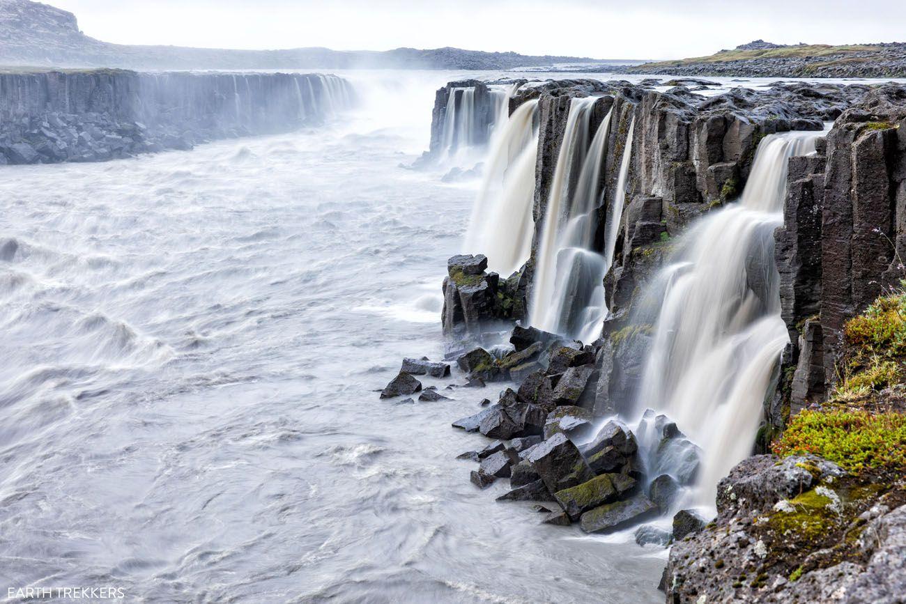 Selfoss Best Waterfalls in Iceland