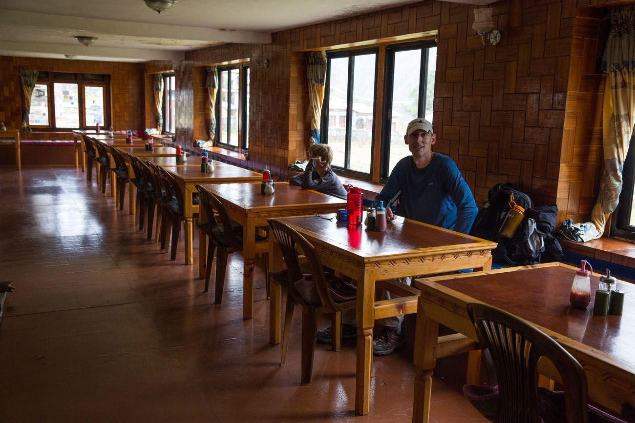 Teahouse Everest Base Camp Trek