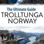 Trolltunga Hike Norway Travel Guide