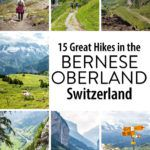 15 Best Hikes in the Bernese Oberland Switzerland