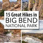 Best Hikes Big Bend National Park