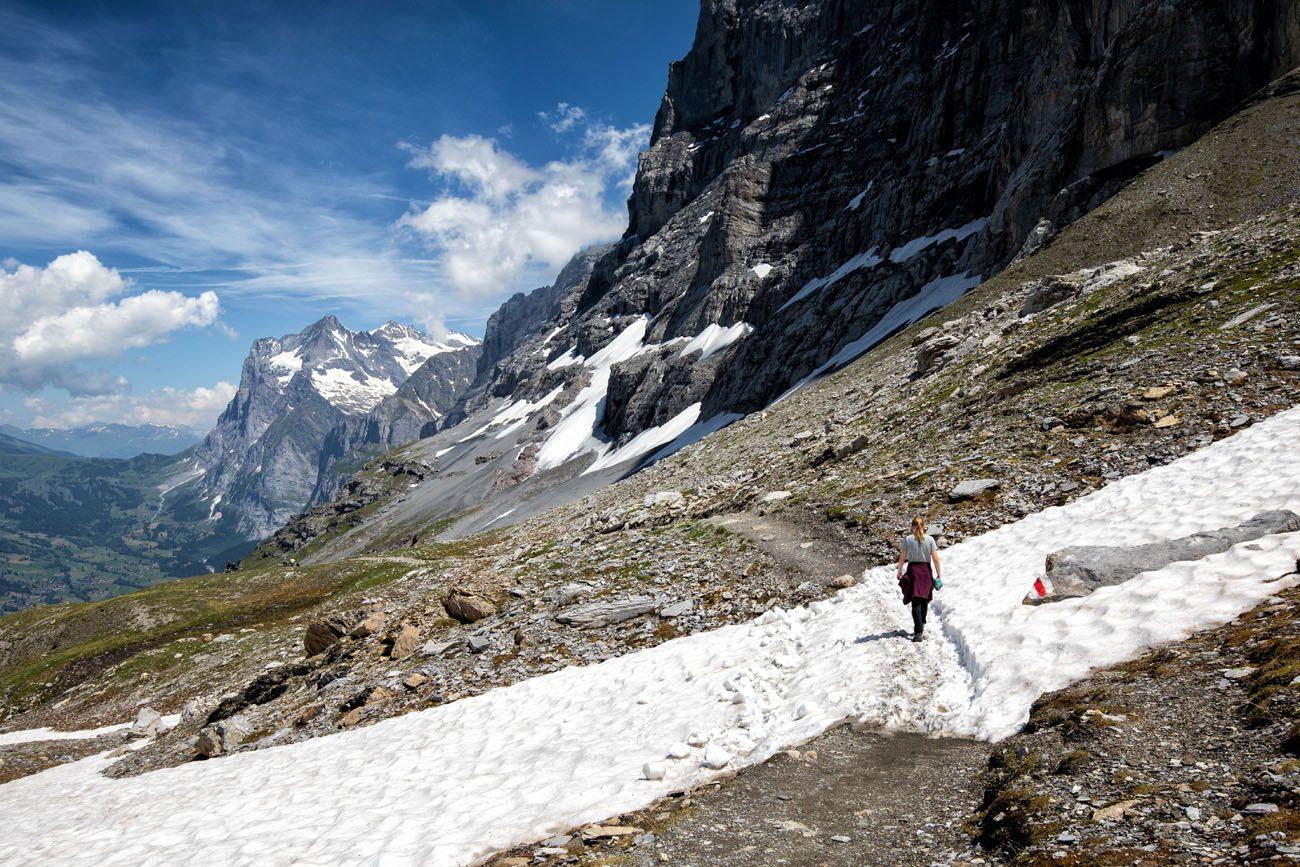 Eiger Trail Hike