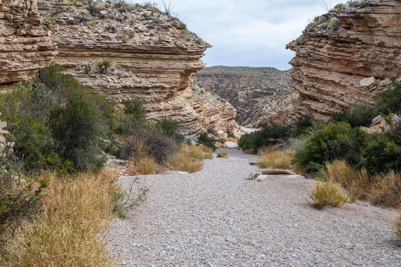 Ernst Tinaja Canyon