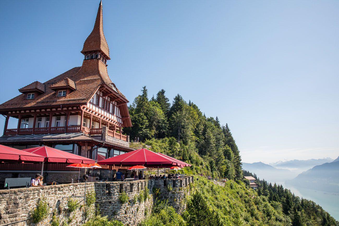 Harder Kulm Bernese Oberland