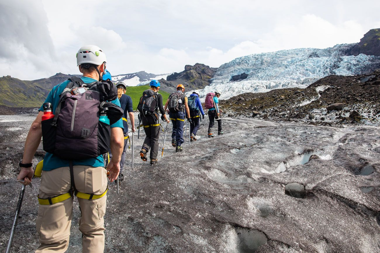 Iceland Glacier Hike