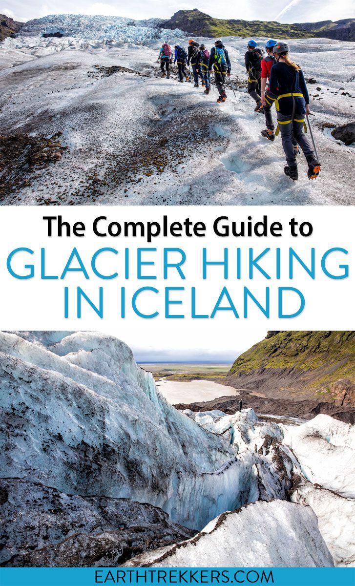 Iceland Glacier Hike Complete Guide