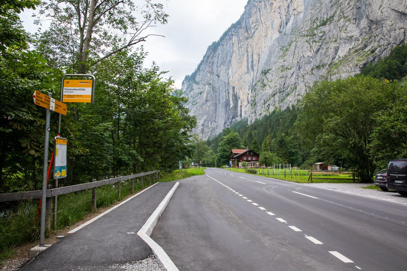 Lauterbrunnen Road