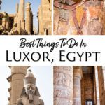 Luxor Egypt Travel Guide