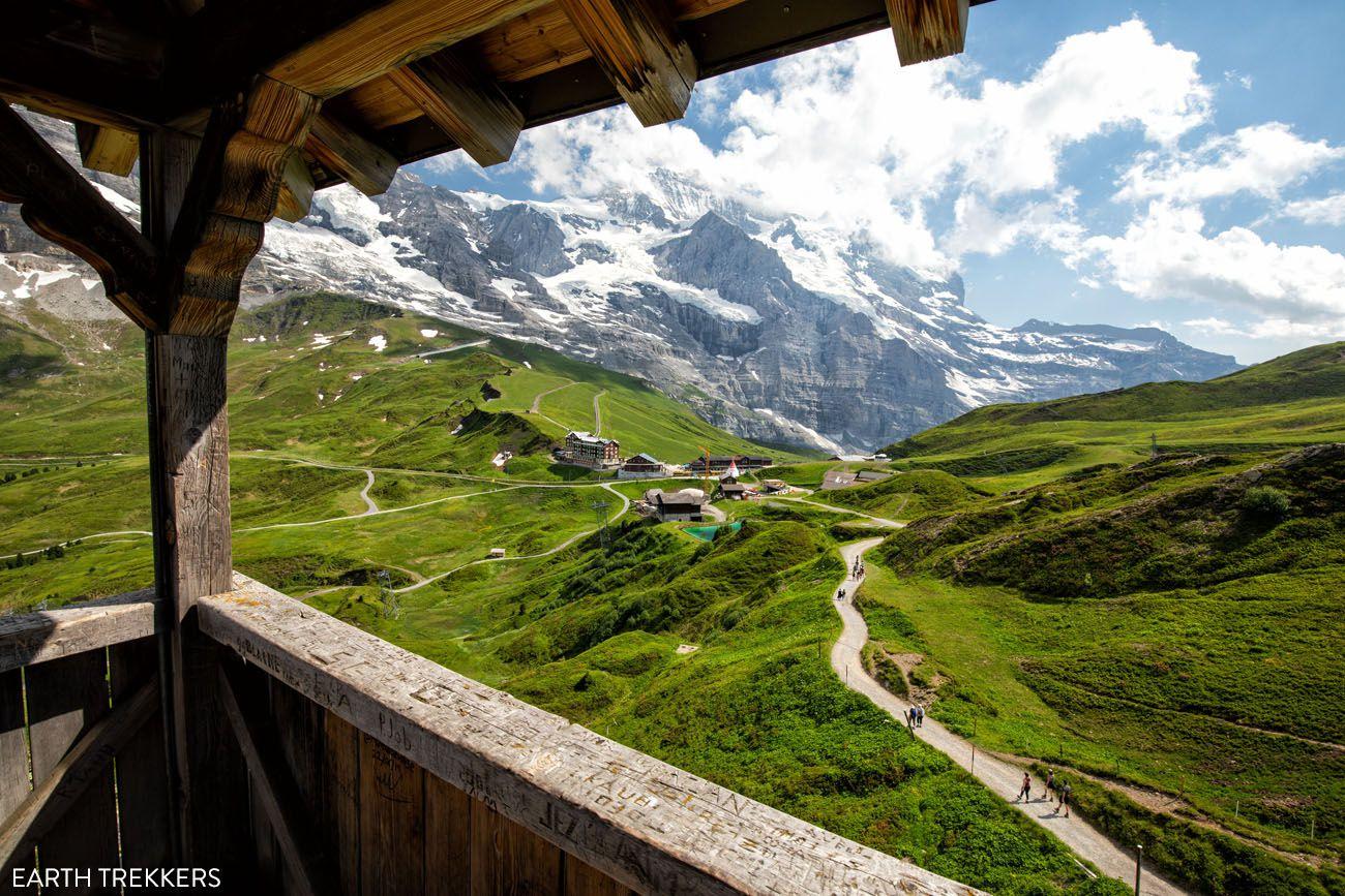 Mannlichen Hike Bernese Oberland