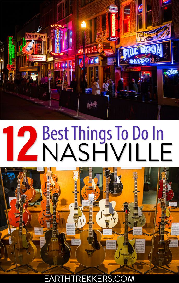 Nashville Tennessee Things To Do