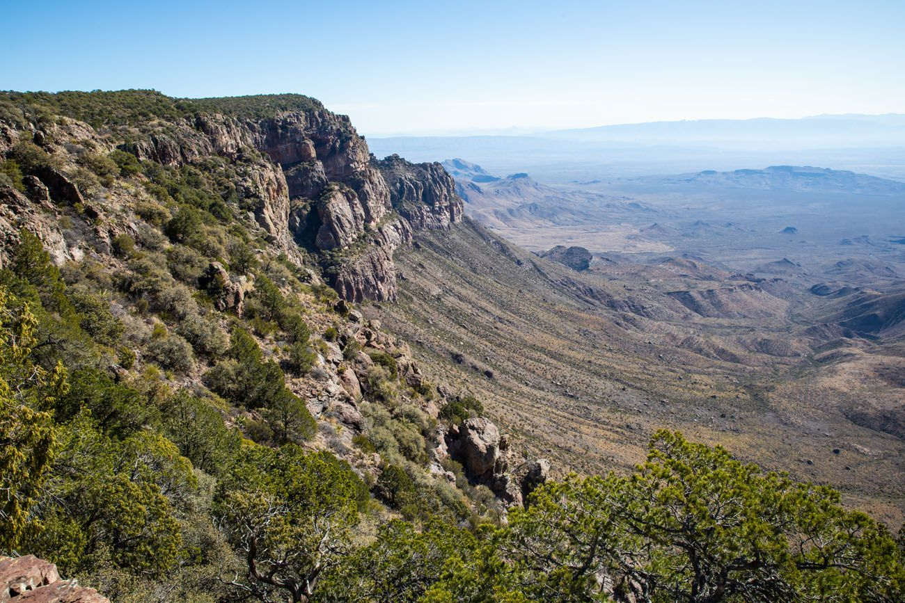 Northeast Rim Big Bend