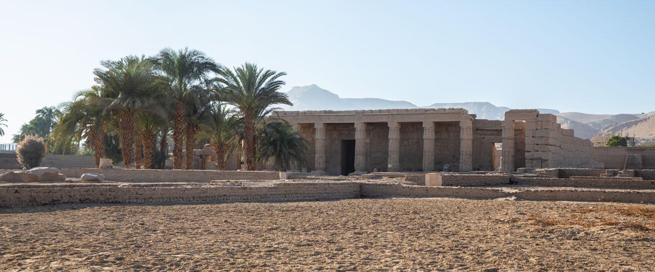 Seti I Temple