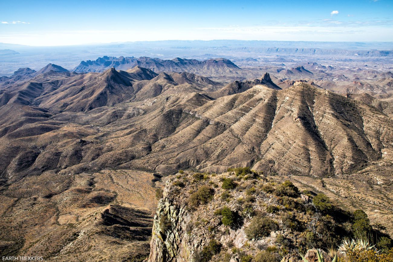 South Rim View Big Bend