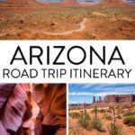 Arizona Road Trip Itinerary